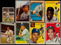 Baseball Cards:Lots, 1950-92 Multi-Brand Baseball Collection (55)....
