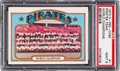 Baseball Cards:Singles (1970-Now), 1972 O-Pee-Chee Pittsburgh Pirates #1 PSA Mint 9 - None Higher. ...