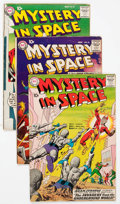 Silver Age (1956-1969):Science Fiction, Mystery in Space Group of 13 (DC, 1959-61) Condition: AverageVG.... (Total: 13 Comic Books)