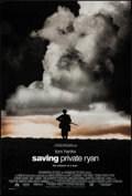 "Movie Posters:War, Saving Private Ryan (Paramount, 1998). One Sheet (27"" X 40"") DSCloud Style. War.. ..."