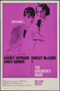 "The Children's Hour & Others Lot (United Artists, 1962). One Sheets (2) (27"" X 41"") & Lobby Ca..."