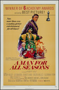 """Movie Posters:Academy Award Winners, A Man For All Seasons & Other Lot (Columbia, R-1972). One Sheets (2) (27"""" X 41""""). Academy Award Winners.. ... (Total: 2 Items)"""