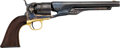 Handguns:Single Action Revolver, U.S. Colt Model 1860 Army Percussion Revolver....