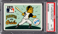 Baseball Cards:Singles (1970-Now), 1971 Fleer World Series Roberto Clemente #69 PSA NM-MT 8. ...