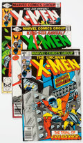 Modern Age (1980-Present):Superhero, X-Men Annuals and Related Titles Long Boxes Group (Marvel, 1980s)Condition: Average VF/NM.... (Total: 2 Box Lots)