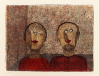 Rufino Tamayo (1899-1991) Tamayo 90 Anniversario (eight works), 1989 Lithograph in colors on Arches
