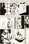 Original Comic Art:Panel Pages, Johnny Craig Extra! #5 Story Page 2 Original Art (EC, 1955)....