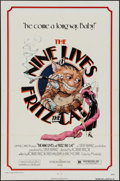 "Movie Posters:Animation, The Nine Lives of Fritz the Cat (American International, 1974). OneSheet (27"" X 41""). Animation.. ..."