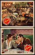 "Movie Posters:Crime, Scarface (United Artists, R-1930s). Lobby Cards (2) (11"" X 14"").Crime.. ... (Total: 2 Items)"