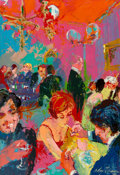 Fine Art - Painting, American:Contemporary   (1950 to present)  , LeRoy Neiman (American, 1921-2012). The Pickwick Club, 1966.Oil on board. 35 x 24 inches (88.9 x 61.0 cm). Signed and d...