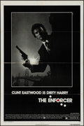 """Movie Posters:Crime, The Enforcer (Warner Brothers, 1977). One Sheet (27"""" X 41""""). Crime.. ..."""
