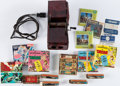 Books:Furniture & Accessories, [Tarzan]. Movie Jecktor plus Four Boxed Films [and:] Twelve Miscellaneous Films and View-Master Slides. Circa 1933-1968....