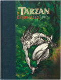 Books:Art & Architecture, [Walt Disney Animation]. Howard E. Green. The Tarzan Chronicles. New York: Hyperion, [1999]. First edition, limi...