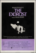 "Movie Posters:Horror, The Exorcist (Warner Brothers, 1974). Autographed One Sheet (27"" X41""). Horror.. ..."