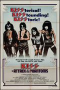 """Movie Posters:Rock and Roll, KISS Meets the Phantom of the Park (AVCO Embassy, 1979).International One Sheet (27"""" X 41""""). Rock and Roll. AlternateTitle..."""