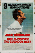 """Movie Posters:Academy Award Winners, One Flew Over the Cuckoo's Nest & Other Lot (United Artists,1975). International One Sheet & One Sheet (27"""" X 41"""").Academy... (Total: 2 Items)"""