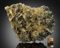 Minerals:Cabinet Specimens, Baryte. Meikle Mine. Bootstrap District. ElkoCo. Nevada, USA. 8.66 x 7.01 x 3.39 inches (22.00 x17.80 x ...