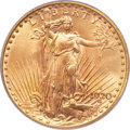 Saint-Gaudens Double Eagles, 1920-S $20 MS65 PCGS. CAC....