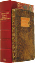 Books:Non-fiction, The Federal Constitution of the Mexican United States...
