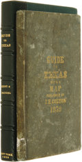 Books:First Editions, Hunt, Richard S., and Jesse F. Randel, Guide to the Republic ofTexas: Consisting of a Brief Outline of the History of i...