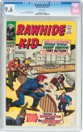 Silver Age (1956-1969):Western, Rawhide Kid #58 (Marvel, 1967) CGC NM+ 9.6 White pages....