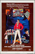 """Movie Posters:Comedy, W.W. and the Dixie Dancekings & Other Lot (20th Century Fox, 1975). One Sheets (2) (27"""" X 41"""") Style A. Comedy.. ... (Total: 2 Items)"""