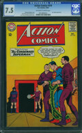 Silver Age (1956-1969):Superhero, Action Comics #319 (DC, 1964) CGC VF- 7.5 Off-white to white pages.