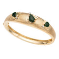 Estate Jewelry:Bracelets, Diamond, Jadeite Jade, Gold Bracelet. ...