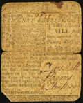 Colonial Notes:Delaware, Delaware June 1, 1759 20s Very Good.. ...