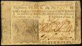 Colonial Notes:New Jersey, New Jersey December 31, 1763 18d Very Fine.. ...
