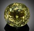 Gems:Faceted, Rare Gemstone: Orthoclase - 134.0 Ct.. Benono, Mahasoa EastCommune. Betroka District, Anosy Region. TuléarProvin...