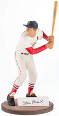 Baseball Collectibles:Others, Stan Musial Signed Statue....