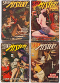 Pulps:Horror, Spicy Mystery/Speed Mystery Group of 18 (Culture, 1936-46)Condition: Average GD.... (Total: 18 Comic Books)