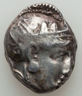 Ancients:Greek, Ancients: ATTICA. Athens. Ca. 393-294 BC. AR tetradrachm (17.04gm)....