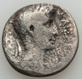 Ancients:Roman Provincial , Ancients: SYRIA. Antioch. Augustus (27 BC-AD 14). AR tetradrachm(12.89 gm)....
