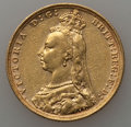 Australia, Australia: Victoria gold Sovereign 1888-M XF - Cleaned,...