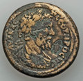 Ancients:Roman Provincial , Ancients: LYDIA. Hypaepa. Septimius Severus (AD 193-211). AE 31mm(16.87 gm)....