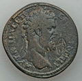 Ancients:Roman Provincial , Ancients: LYDIA. Hypaepa. Septimius Severus (AD 193-211). AE 36mm(20.15 gm)....