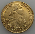 Colombia, Colombia: Ferdinand VII gold 8 Escudos 1818 NR-JF VF - Polished,...
