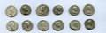 Ancients:Roman Imperial, Ancients: Lot of twelve imperial silver coins (AD 98-251)....(Total: 12 coins)