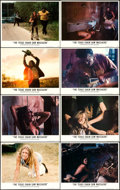 """Movie Posters:Horror, The Texas Chainsaw Massacre (Bryanston, 1974). Lobby Card Set of 8 (11"""" X 14"""").. ... (Total: 8 Items)"""