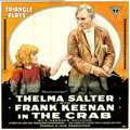 "Movie Posters:Drama, The Crab (Triangle, 1917). Six Sheet (80"" X 82"").. ..."