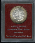 Additional Certified Coins: , 1888-S $1 Morgan Dollar MS65 Paramount International (MS65). Housedin a Redfield Collection ...
