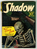 Pulps:Detective, Shadow V38#5 (Street & Smith, 1941) Condition: GD/VG. Skeleton cover. Overstreet 2006 GD 2.0 value = $18; VG 4.0 value = $45...