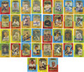 Autographs:Sports Cards, 1980-88 Baseball Immortals Near Set (189/199), Signed by 35. TheBaseball Immortals set was originally released in 1980 and...