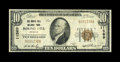National Bank Notes:Virginia, Round Hill, VA - $10 1929 Ty. 1 The Round Hill NB Ch. # 11569. Thisis a tough note from a one bank community which is s...
