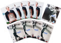 Baseball Collectibles:Photos, 2000's Gary Carter Signed Photographs Lot of 10 from The Gary Carter Collection. ...