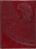 Explorers:Space Exploration, Neil Armstrong: Wapakoneta's Blume High School 1946Retrospect Yearbook. ...