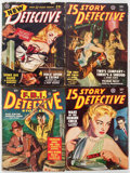 Pulps:Detective, Assorted Detective Pulps Group of 10 (Various, 1911-49) Condition: Average GD.... (Total: 10 Items)