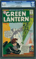 Green Lantern #12 - WHITE CHAPEL COLLECTION (DC, 1962) CGC FN+ 6.5 Off-white to white pages